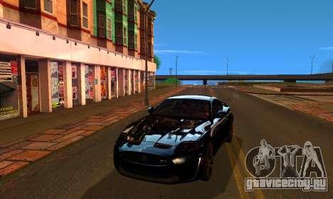 ENBSeries by AVATAR V2 для GTA San Andreas пятый скриншот