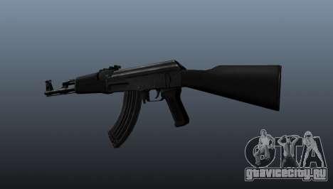 Автомат АК-47 v1 для GTA 4 второй скриншот