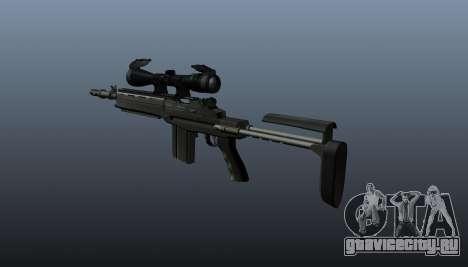 Автоматическая винтовка M14 EBR v2 для GTA 4 второй скриншот