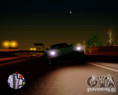 SA Graphics HD v 1.0 для GTA San Andreas седьмой скриншот