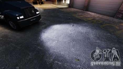 Ксеноновые фары для GTA 4 третий скриншот