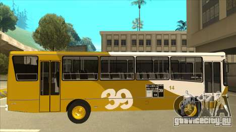 Mercedes-Benz OHL-1320 Linea 39 для GTA San Andreas вид сзади слева