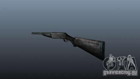 Полуавтоматический дробовик для GTA 4 второй скриншот