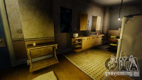 Новые текстуры в первой квартире Романа для GTA 4 четвёртый скриншот