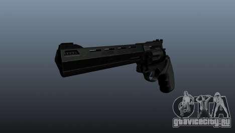 Револьвер Taurus Raging Bull для GTA 4