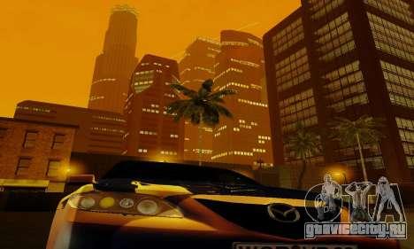 ENBSeries for Medium PC для GTA San Andreas шестой скриншот