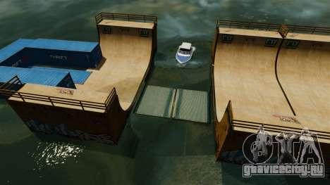 Разводной мост для GTA 4 второй скриншот