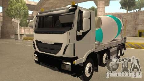 Iveco Hi-Land Автобетоносмеситель для GTA San Andreas