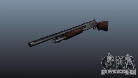 Помповое ружьё для GTA 4