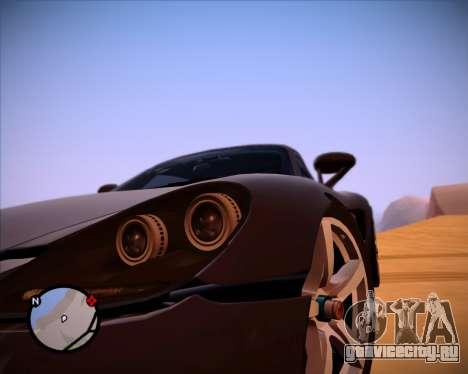 SA Graphics HD v 1.0 для GTA San Andreas шестой скриншот