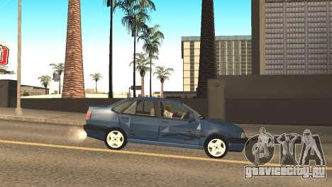 Fiat Tempra 1990 для GTA San Andreas вид справа