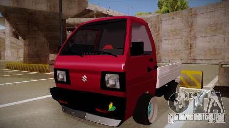 Suzuki Carry Drift Style для GTA San Andreas