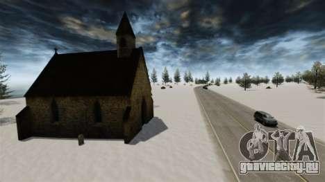 Локация Arctic IV [Final] для GTA 4 третий скриншот