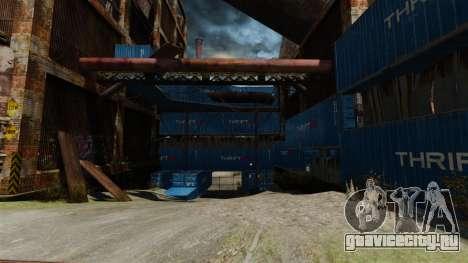 Оборонительная база для GTA 4 второй скриншот