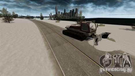 Локация Arctic IV [Final] для GTA 4 пятый скриншот
