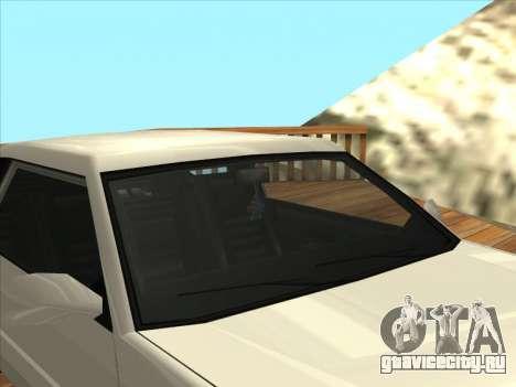 Blista Compact для GTA San Andreas вид справа