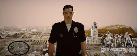 Los Angeles Police Officer для GTA San Andreas