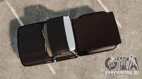 Chevrolet C-10 Stepside v1 для GTA 4 вид справа