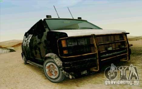 Gang Burrito для GTA San Andreas