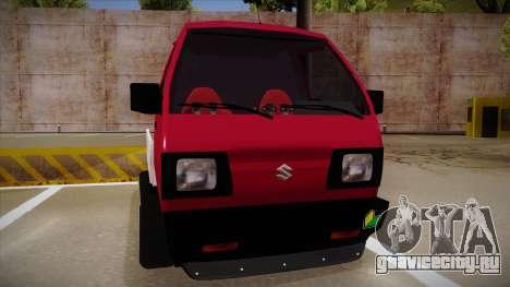 Suzuki Carry Drift Style для GTA San Andreas вид слева