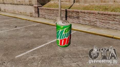 Новые автоматы по продаже газировки для GTA 4 третий скриншот