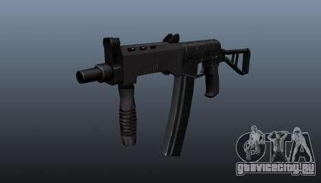Автомат СР-3М Вихрь v2 для GTA 4