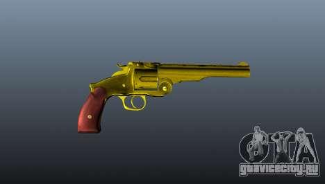 Револьвер Schofield v2 для GTA 4 третий скриншот