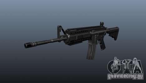 Винтовка M4A1 RIS для GTA 4
