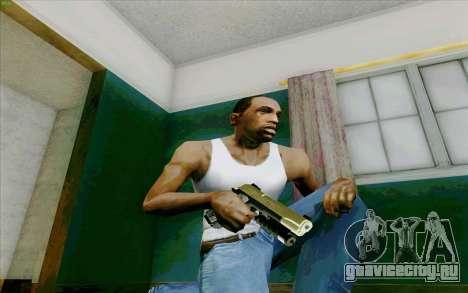 M1911 для GTA San Andreas третий скриншот