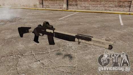 Дробовик M1014 v4 для GTA 4