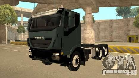 Iveco Hi-Land для GTA San Andreas