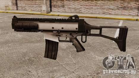 Автомат Crius SMG v1 для GTA 4 третий скриншот