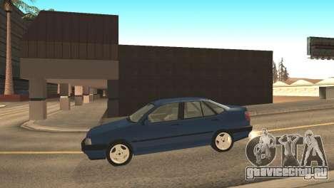 Fiat Tempra 1990 для GTA San Andreas вид слева