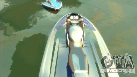 Гидроцикл из GTA V для GTA 4 вид слева