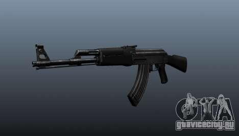 Автомат АК-47 v1 для GTA 4