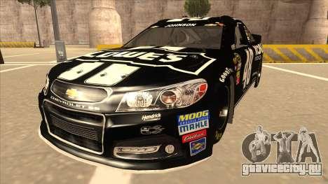 Chevrolet SS NASCAR No. 48 Kobalt Tools для GTA San Andreas