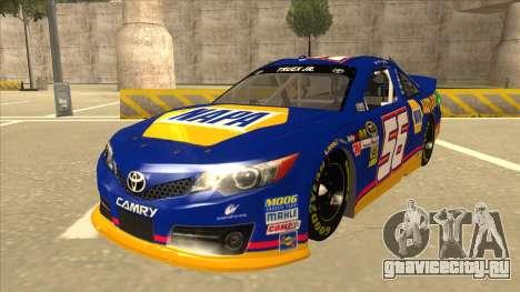 Toyota Camry NASCAR No. 56 NAPA для GTA San Andreas
