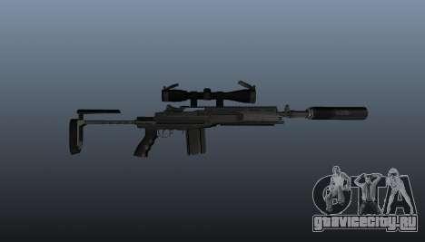 Автоматическая винтовка M14 EBR v1 для GTA 4 третий скриншот