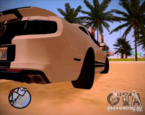 SA Graphics HD v 1.0 для GTA San Andreas