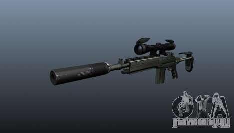Автоматическая винтовка M14 EBR v1 для GTA 4