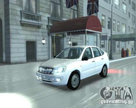 Lada Granta Hatch - VAZ 2191 для GTA 4