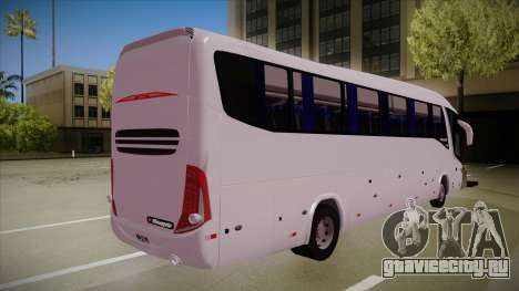 MARCOPOLO PARADISO G7 1200 4X2 M.BENZ O500RS для GTA San Andreas вид справа