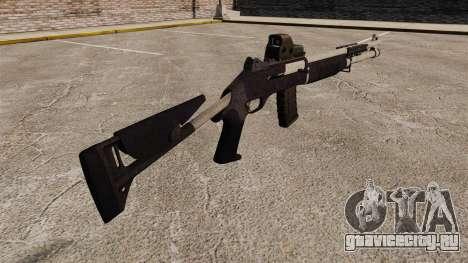 Дробовик M1014 v4 для GTA 4 второй скриншот