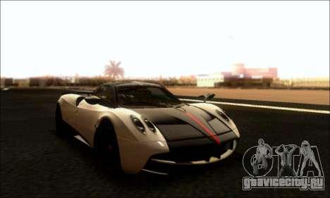 Pagani Huayra Cinque для GTA San Andreas