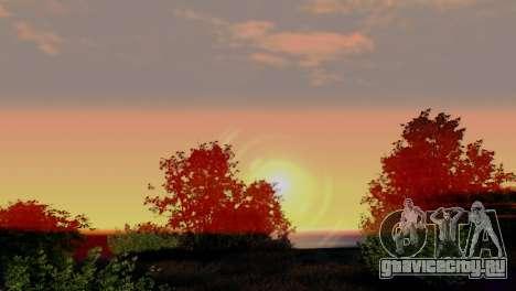 Caligraphic ENB v1.0 для GTA San Andreas третий скриншот