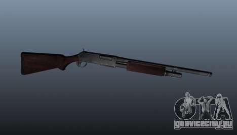 Помповое ружьё для GTA 4 третий скриншот