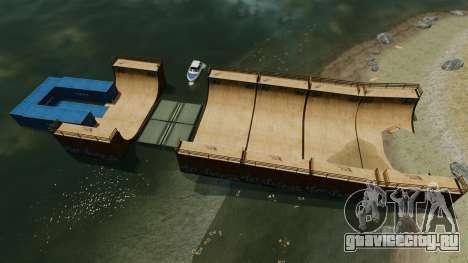 Разводной мост для GTA 4