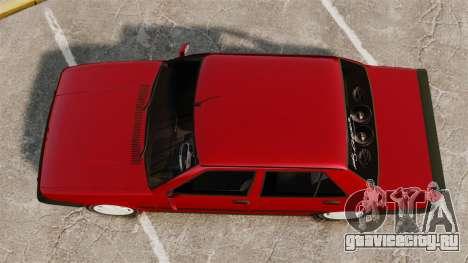 Tofas Dogan SL-X для GTA 4 вид справа