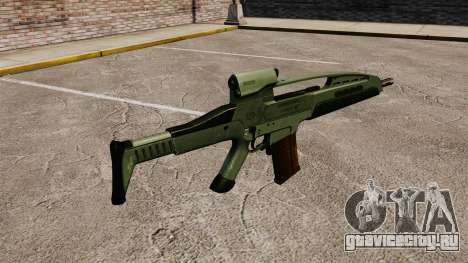Автомат HK XM8 v1 для GTA 4 второй скриншот