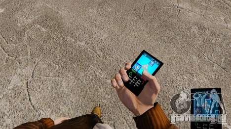 Темы для телефона брендов одежды для GTA 4